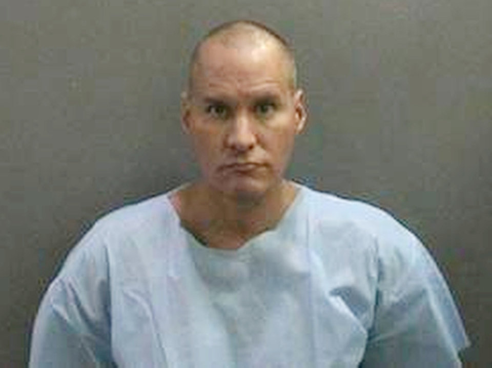 Photo - This booking photo provided by the Orange County Sheriff's Department on Sunday, Dec., 16, 2012, shows Marcos Gurrola after he was arrested for investigation of assault with a deadly weapon, Saturday, Dec. 15. A suspect was arrested for firing about 50 shots in the parking lot of a crowded Southern California shopping mall in Newport Beach, Calif. Gurrola was cooperative when officers took him into custody, authorities said Sunday. (AP Photo/Orange County Orange County Sheriff's Department Department)