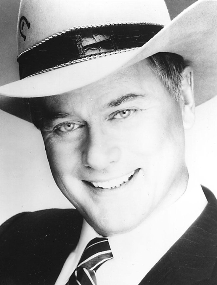 Larry Hagman, actor