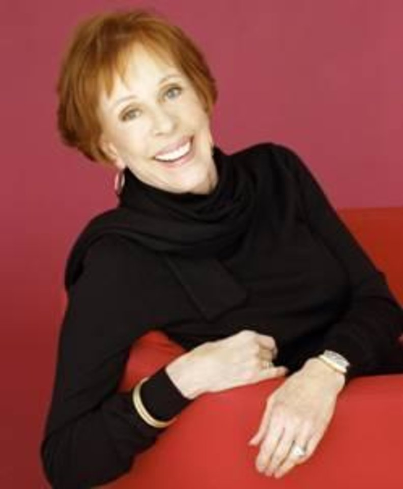 Carol Burnett - Photo credit: Larsen & Talbert