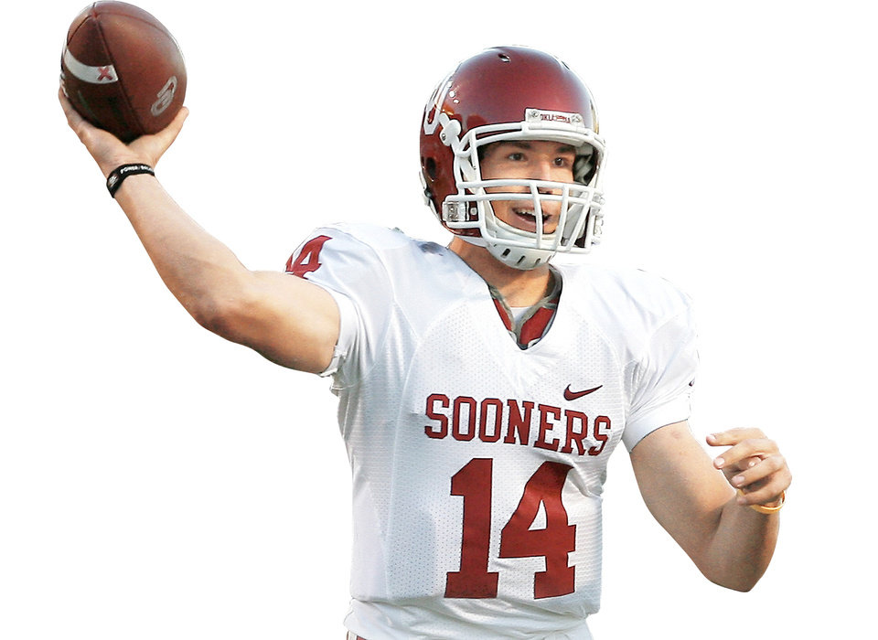 Sam Bradford Photo by Bryan Terry, The Oklahoman Archive