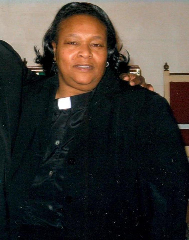 Photo - CHRIST HOLY SANCTIFIED CHURCH / MURDER / HOMICIDE / PASTOR: The Rev. Carol Daniels, 61, was found slain Sunday, Aug. 23, 2009, at a church in Anadarko. Provided by the Oklahoma State Bureau of Investigation. ORG XMIT: KOD