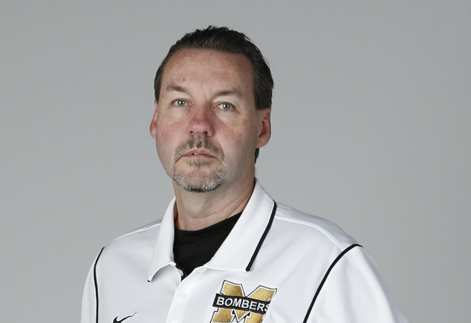 Photo - Dewayne Bradley, Midwest City coach. PHOTO BY BRYAN TERRY, THE OKLAHOMAN