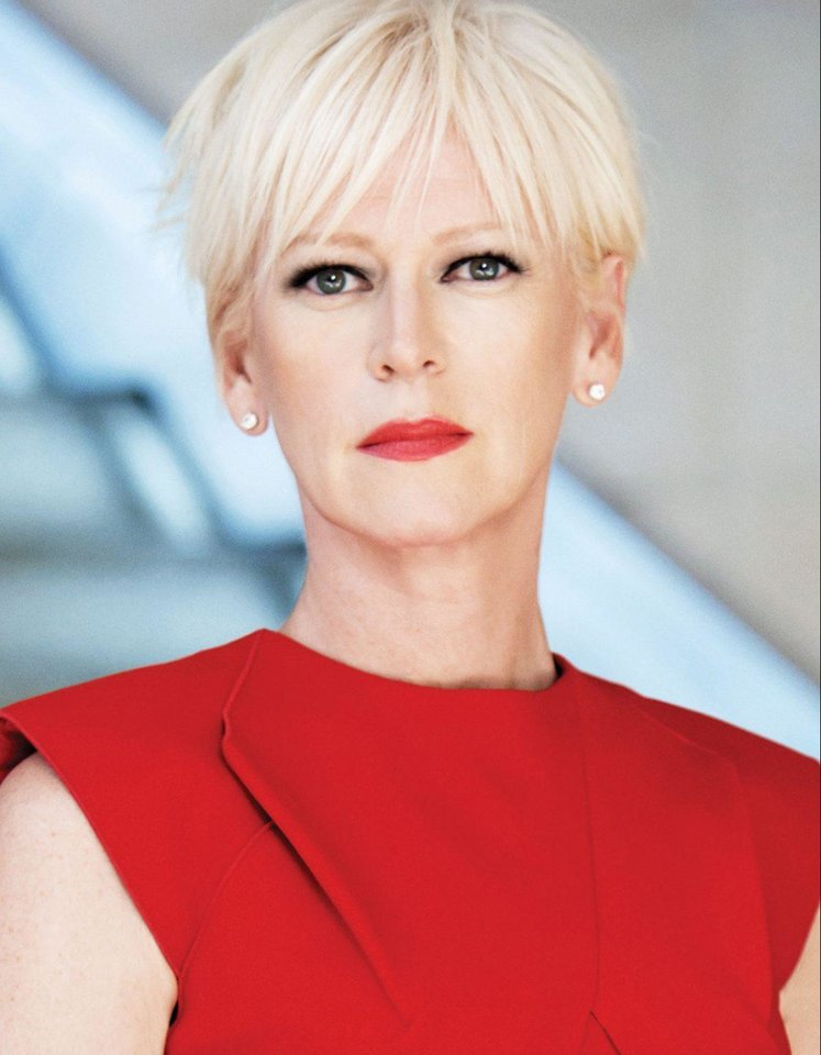 Photo - Women in Leadership Conference keynote speaker is Joanna Coles, former chief content officer of Hearst Magazines.