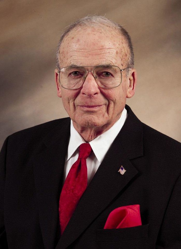 Ray Ackerman, chairman emeritus of Ackerman McQueen <strong>PROVIDED</strong>