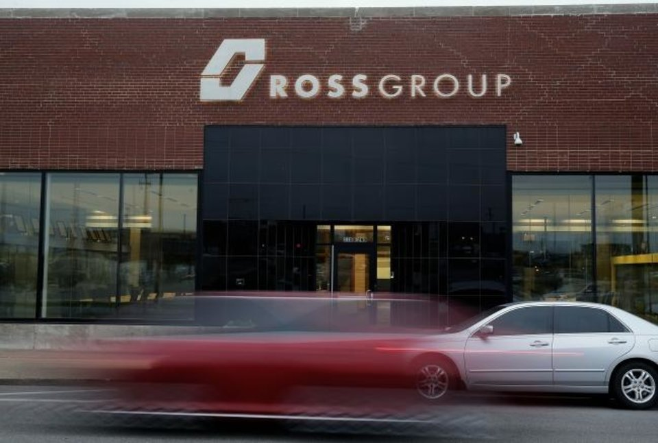 Photo -  The Ross Group, a prominent developer and contractor, is  headquartered in Tulsa with offices in Oklahoma City. The company is paying $2.8 million to settle claims it fraudulently obtained federal contracts designated for small disadvantaged businesses. [PHOTO BY MIKE SIMONS/TULSA WORLD]