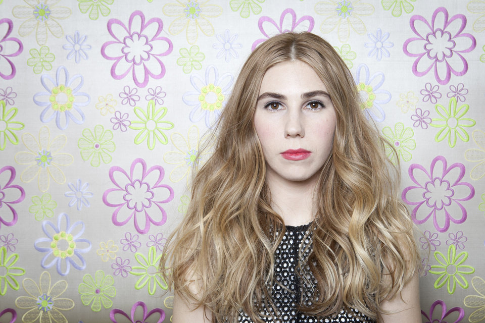 "Zosia Mamet stars in HBO's ""Girls,"" which returns for its second season at 8 p.m. Sunday."