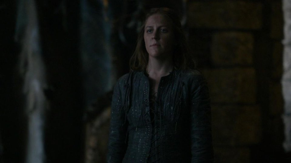 Photo -  Yara Greyjoy, if that is your real name!