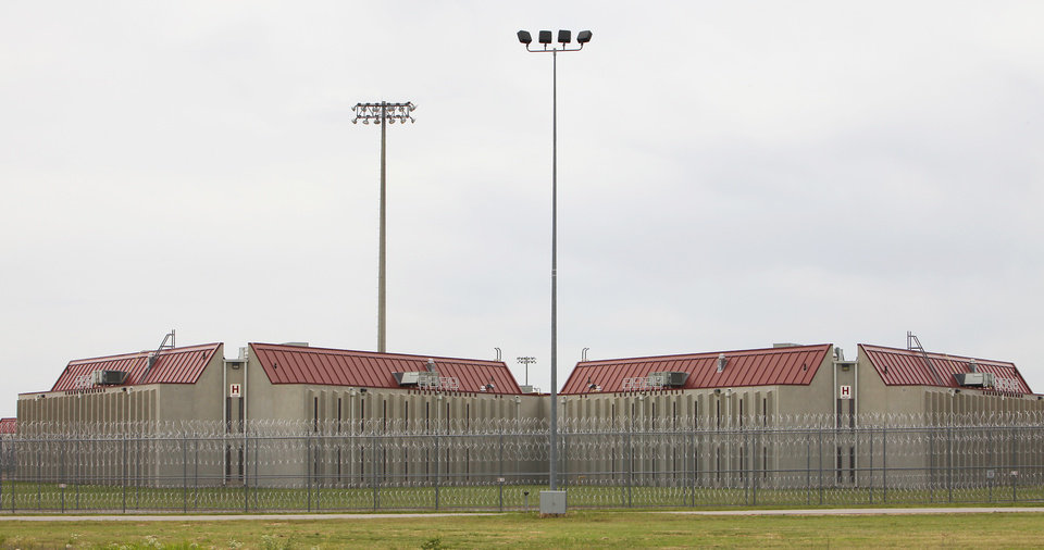 Photo - Shown is the Diamondback Correctional Facility at Watonga, which closed recently. PHOTO BY DAVID MCDANIEL, THE OKLAHOMAN