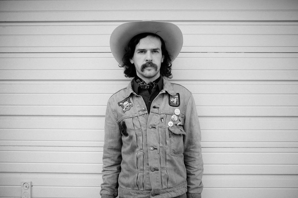 Photo - Oklahoma City's Blake Burgess will celebrate the release of his debut solo record
