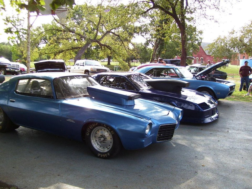 Flashback\'s Car Show at Mineral Wells Park in Guthrie 9/15/07 Community Photo By: Martin B. Submitted By: Jimmy, Guthrie