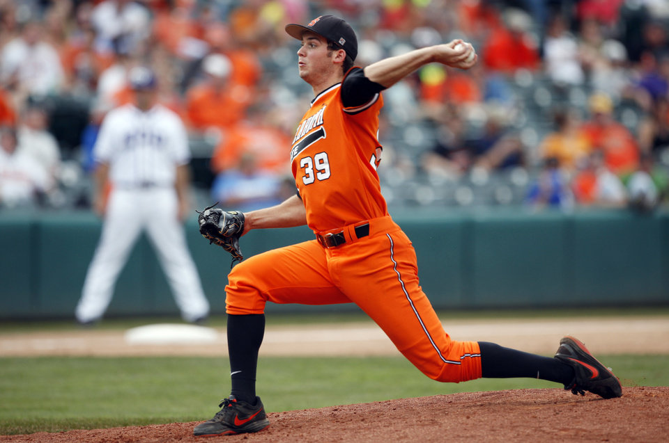 oklahoma state baseball breaking down the stillwater
