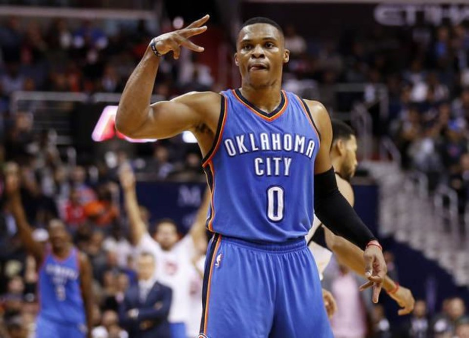 russell westbrook - photo #33