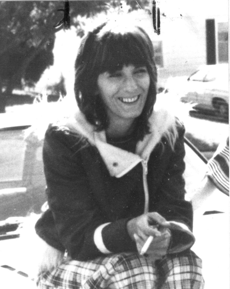 Photo - Karen Silkwood, Kerr McGee employee that worked at the plutonium plant near Cresent and the Cimmaron River.