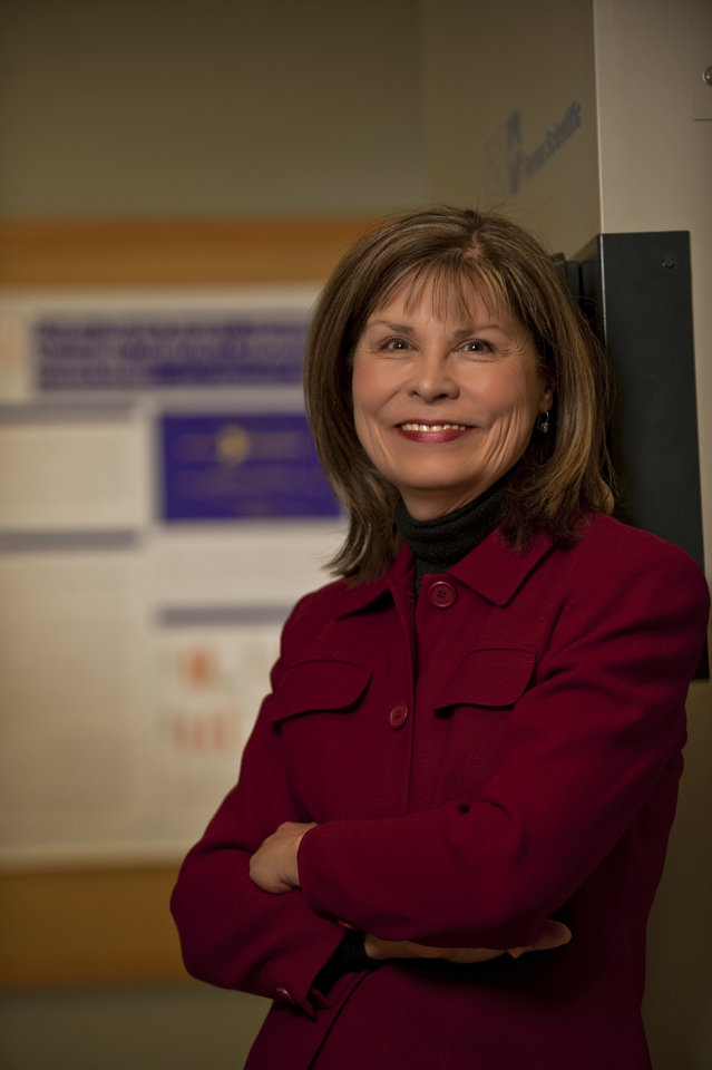 Madeleine Cunningham George Lynn Cross Research Professor and Presbyterian Health Foundation Presidential Professor in the Department of Microbiology and Immunology at the University of Oklahoma College of Medicine  <strong> -  Provided </strong>