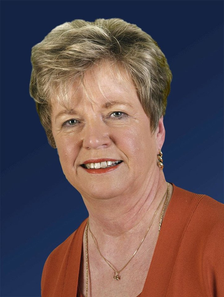 Anita Breen <strong>CITY OF EDMOND - PHOTO PROVIDED</strong>