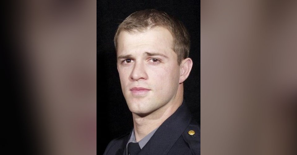 Kris Hunter was identified by the victim as the Oklahoma City police officer involved in the confrontation.