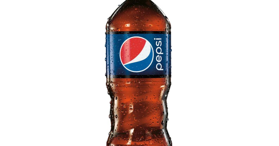 This product image provided by Pepsi shows the new shape for the 20 ounce bottle. The new bottle has a contoured bottom half that appears easier for holding, and the wraparound label is shorter so that more of the drink is exposed. The change follows a number of splashy moves in the past year by PepsiCo to improve results for its namesake soda, including a multiyear deal to sponsor the Super Bowl halftime show and a wide-ranging deal with the pop star Beyonce. (AP Photo/Pepsi)  ORG XMIT: NYJN102