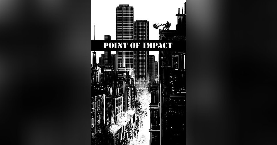 """""""Point of Impact"""" is a new miniseries by writer Jay Faerber. PHOTO PROVIDED"""