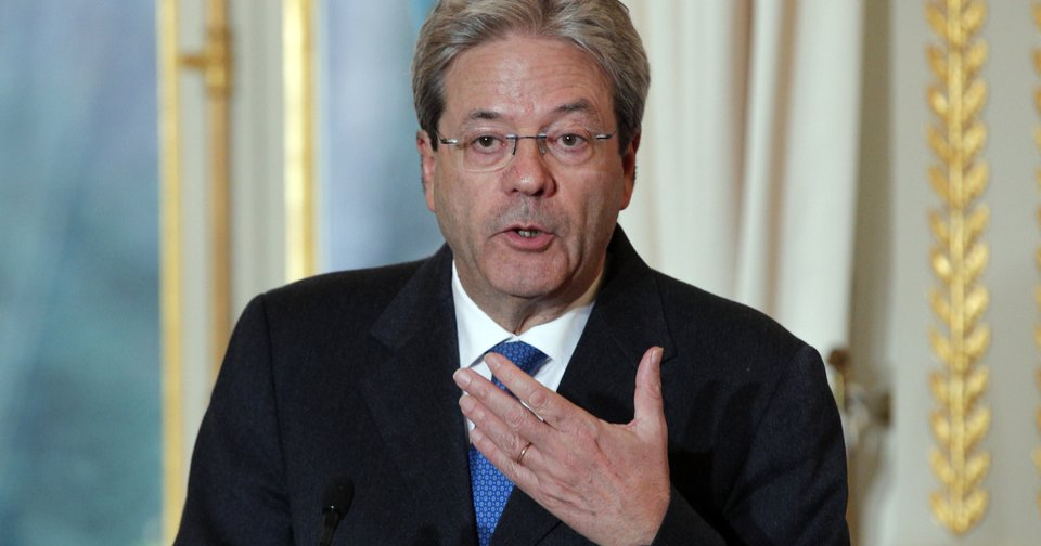 Italy's premier in good condition after surgery