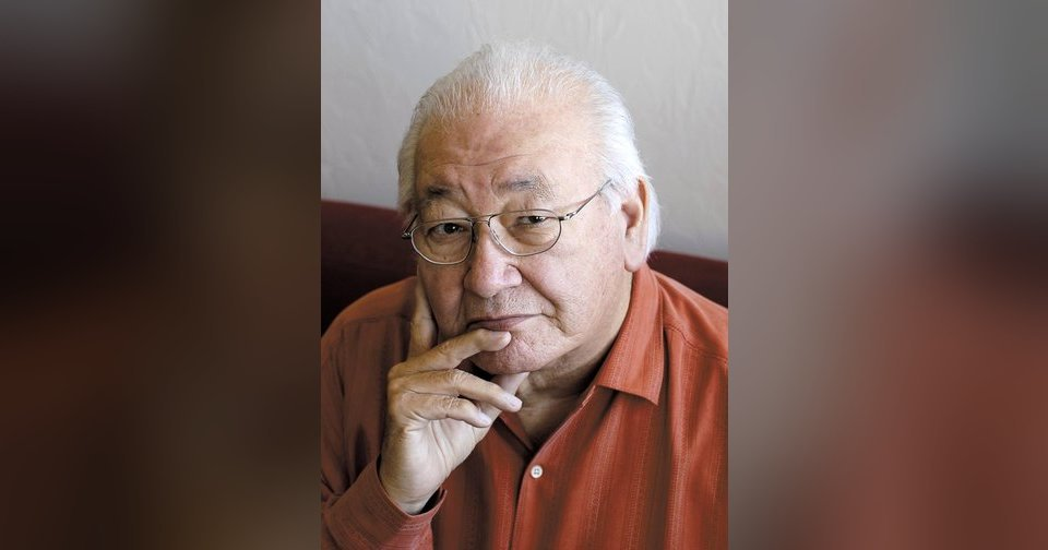 Pulitzer Prize-winning author N. Scott Momaday will read from his books at 7 p.m. Tuesday, Oct. 30, at Oklahoma City University.   - Provided