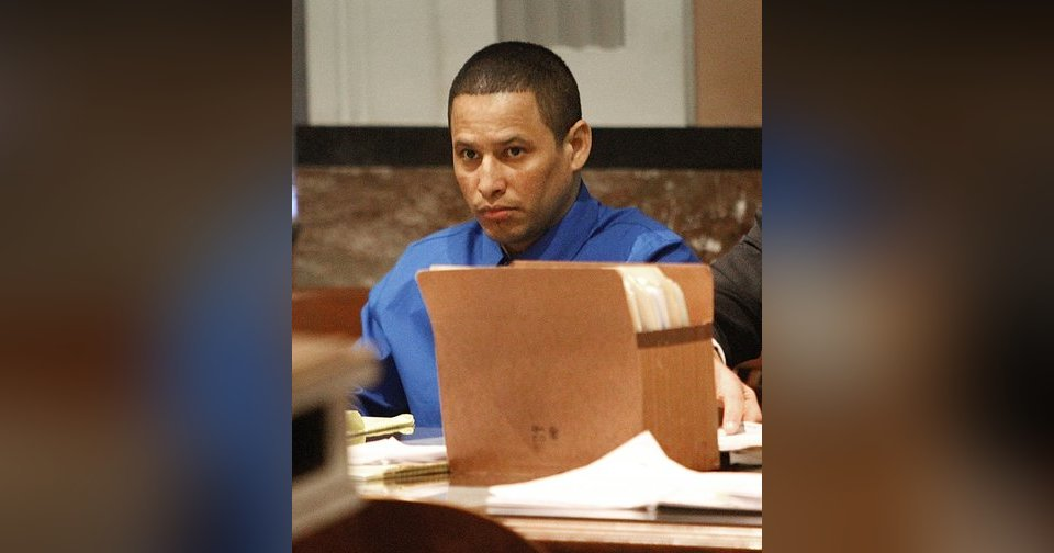 Murder defendant Noel Montes Sosa is seen Wednesday in court at the Oklahoma County Courthouse. Photo By Steve Gooch, The Oklahoman
