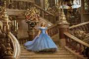 Lily James stars in Disney's 2015 live-action version of