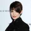 This Jan. 8, 2013 photo released by Starpix shows actress Anne Hathaway from