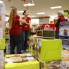 Shoppers look for bargains during early morning Black Friday shopping at the Kohl\'s store in Midwest City, OK, Friday, November 23, 2012, By Paul Hellstern, The Oklahoman