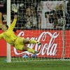 Photo - United States goalkeeper Hope Solo fails to save a penalty during the penalty shootout of the final match between Japan and the United States at the Women's Soccer World Cup in Frankfurt, Germany, Sunday, July 17, 2011. (AP Photo/Martin Meissner) ORG XMIT: WWC257