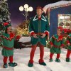 Oklahoma country music superstar Blake Shelton dons tights and frolics with elves on his first holiday TV special,