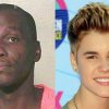 Kenneth Irvin Gunn, 48, claimed to be pop singer Justin Bieber when Oklahoma City police arrested him on a public drunkenness complaint.