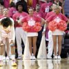 Photo - Tennessee guard Meighan Simmons (10) hangs her head in the final seconds of an NCAA college basketball game against Kentucky, Sunday, Feb. 16, 2014, in Knoxville, Tenn. Kentucky won 75-71. (AP Photo/Wade Payne)