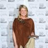 Martha Stewart arrives at the New York City Ballet Fall Gala honoring fashion designer Valentino Garavani at Lincoln Center on Thursday, Sept. 20, 2012 in New York. For this one night only Valentino will create costumes for three ballets.(Photo by Evan Agostini/Invision/AP Images)