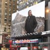 Photo - A garment manufacturer's ad featuring President Obama was pulled from Times Square.