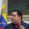 In this photo released by Miraflores Press Office, Venezuela\'s President Hugo Chavez holds up a crucifix during a televised speech form his office at Miraflores Presidential palace in Caracas, Venezuela, Saturday, Dec. 8, 2012. Chavez announced Saturday night that his cancer has returned and that he will undergo another surgery in Cuba. Chavez, who won re-election on Oct. 7, also said for the first time that if his health were to worsen, his successor would be Vice President Nicolas Maduro.(AP Photo/Miraflores Press Office, Marcelo Garcia)
