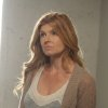 This undated image released by FX shows Connie Britton in a scene from