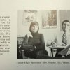 Photo - This photo provided by former Tehran American School student Mark Turnage shows part of a page about student organizations in the school's 1973 yearbook with a photo of William James Vahey, right, who taught at the school from 1972-1973. Vahey was one of the most beloved teachers in the world of international schools that serve the children of diplomats, well-off Americans and local elites. That was the public persona of William Vahey until a maid stole a memory drive from him in November. On it was evidence that Vahey molested scores of adolescent boys, possibly more. (AP Photo) NO SALES