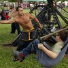 Medieval Fair on Friday, March 30, 2012, in Norman, Okla. Photo by Steve Sisney, The Oklahoman
