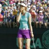 Michelle Wie reacts after winning the U.S. Women\'s Open golf tournament in Pinehurst, N.C., Sunday, June 22, 2014. (AP Photo/Bob Leverone)