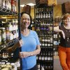 Cindy Utecht and Janet McDonald own the specialty food store
