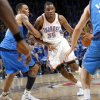 "Thunder forward Kevin Durant was ""drafted"" by PBL fans to play for the league\'s new team in Scranton/Wilkes Barre. PHOTO BY JOHN CLANTON, THE OKLAHOMAN"