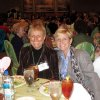 Judi Freyer and Stacey Maxon were at the luncheon. (Photo by Helen Ford Wallace).