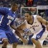 Former Kansas and Putnam City star Xavier Henry could be a lottery pick in Thursday\'s NBA Draft. AP PHOTO