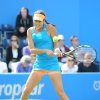 Photo - Serbia's Ana Ivanovic on her way to defeating  Germany's Mona Barthel, during the Aegon Classic tennis tournament  at the Edgbaston Priory Club, Birmingham England Tuesday June 10, 2014. (AP Photo/ Martin Rickett/PA) UNITED KINGDOM OUT