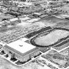 Lewis Field and Gallagher-Iba Arena have come a long way since this photo taken in 1945. The Oklahoman Archive