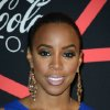 Recording artist Kelly Rowland arrives at ESPN The Magazine\'s