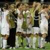 Photo - US players react after losing the final match between Japan and the United States at the Women's Soccer World Cup in Frankfurt, Germany, Sunday, July 17, 2011. (AP Photo/Martin Meissner) ORG XMIT: WWC253