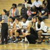 Photo - Southwestern Oklahoma State coach Kelsi Musick and assistant coach Cophie Anderson. Photo provided by Southwestern Oklahoma State Sports Information