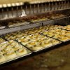 Apricot kolaches cook in a large oven at Oklahoma Czech Hall in Yukon, Oklahoma on Tuesday, July 12, 2011. Volunteers will prepare more than 2,000 kolaches for the Czech Festival on Oct. 1 in Yukon. Photo by John Clanton, The Oklahoman