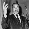 Martin Luther King Jr. Photo provided